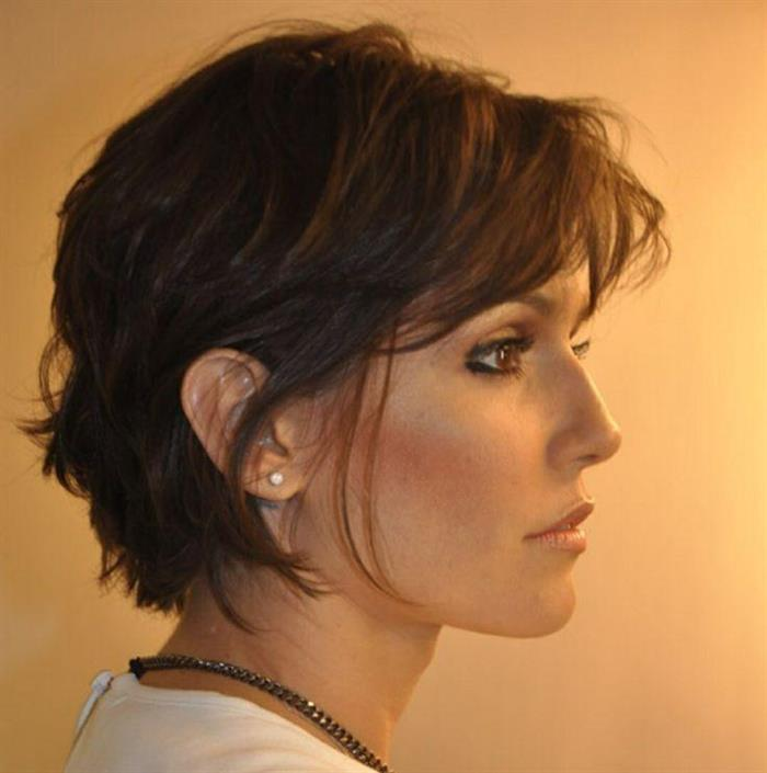 tipos de cortes de cabelo curto