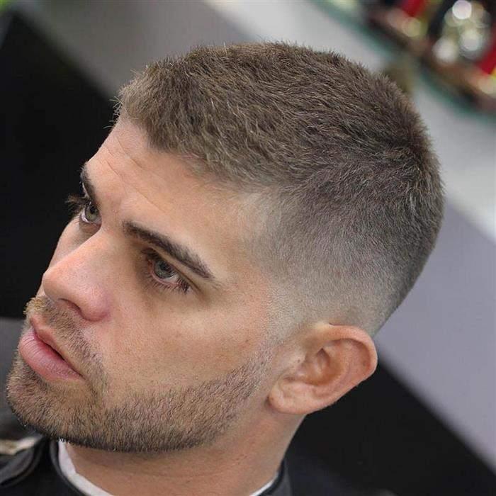 corte de cabelo masculino disfarçado