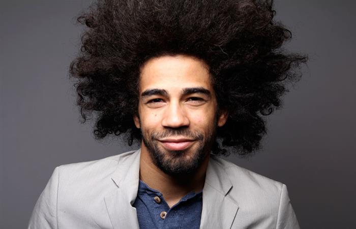 cortes de cabelo masculino crespo grande