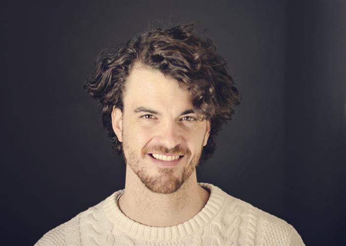Cortes de cabelo masculino cacheado medio