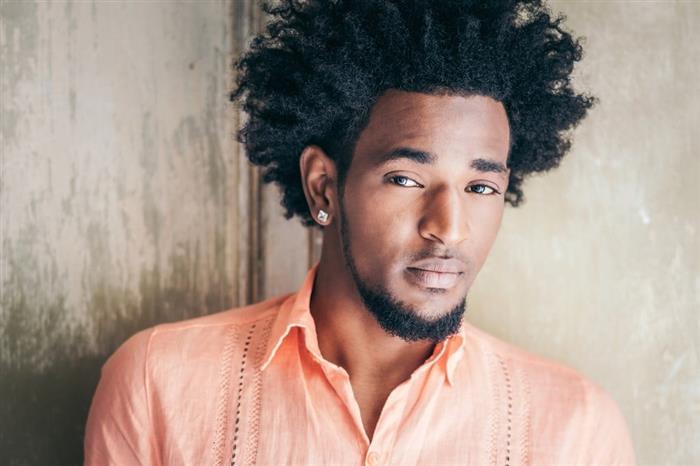 cortes de cabelo masculino afros