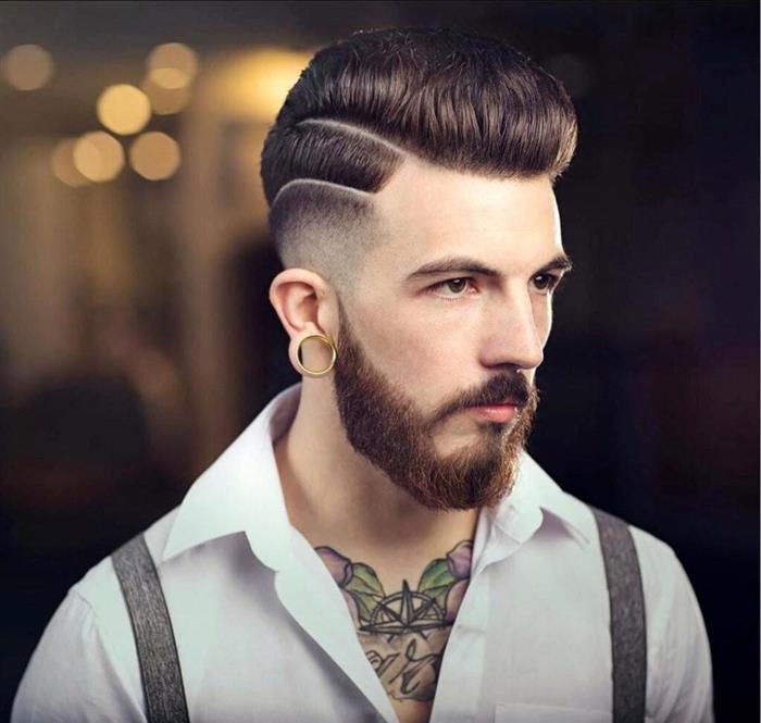 cortes de cabelo moderno para homem