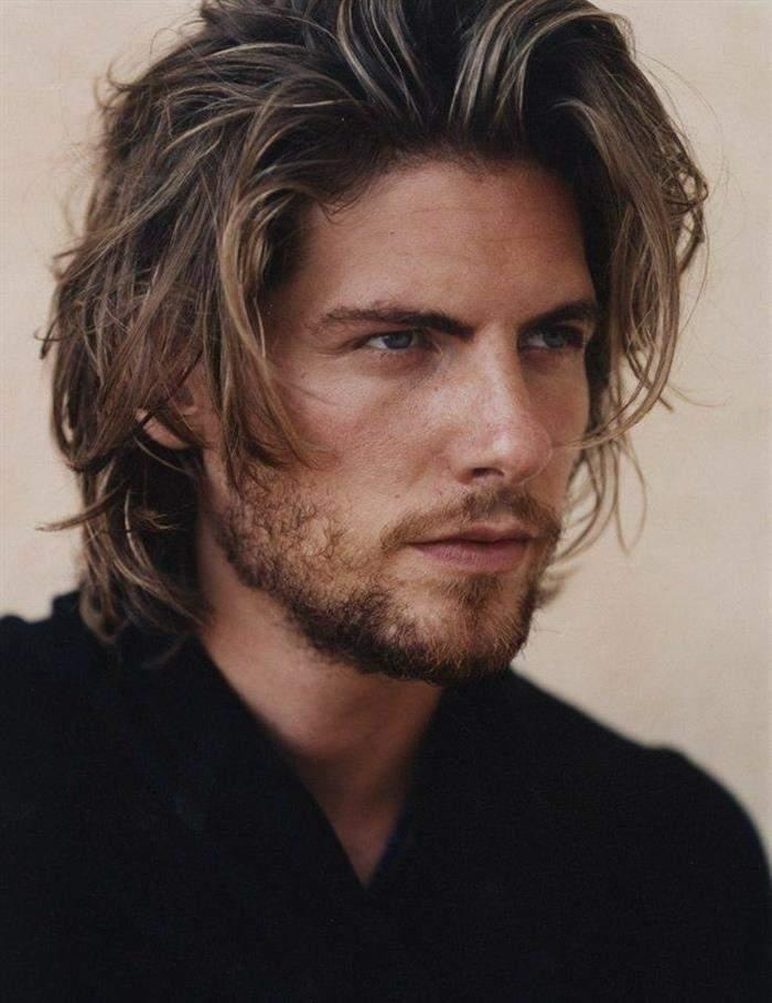 cortes de cabelo masculino longo