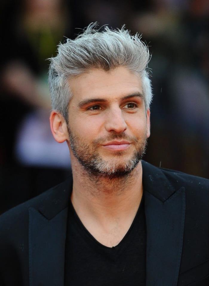 cortes de cabelo masculino grisalho