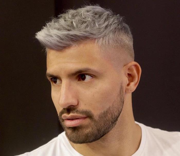 Cortes de cabelo masculino social com topete 2020