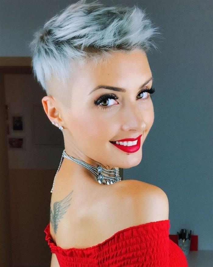 cortes de cabelo curto 2020 pixie cut