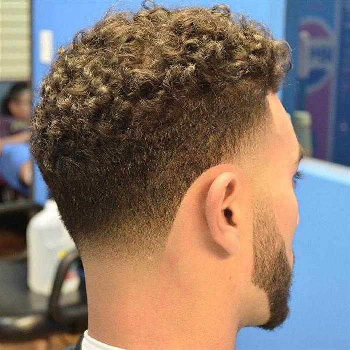 cortes de cabelo masculino crespo navalha