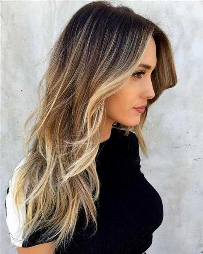 cabelo longo repicado de lado