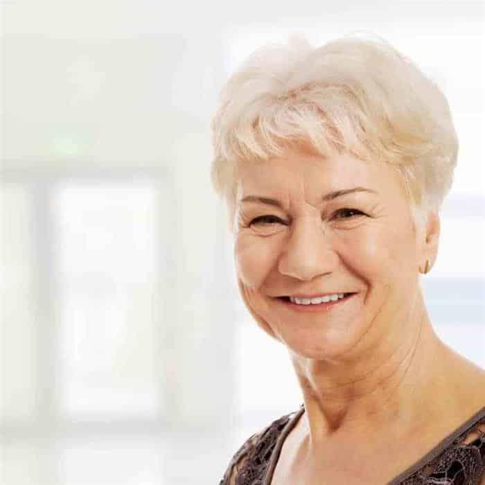 corte de cabelo feminino acima de 50 anos