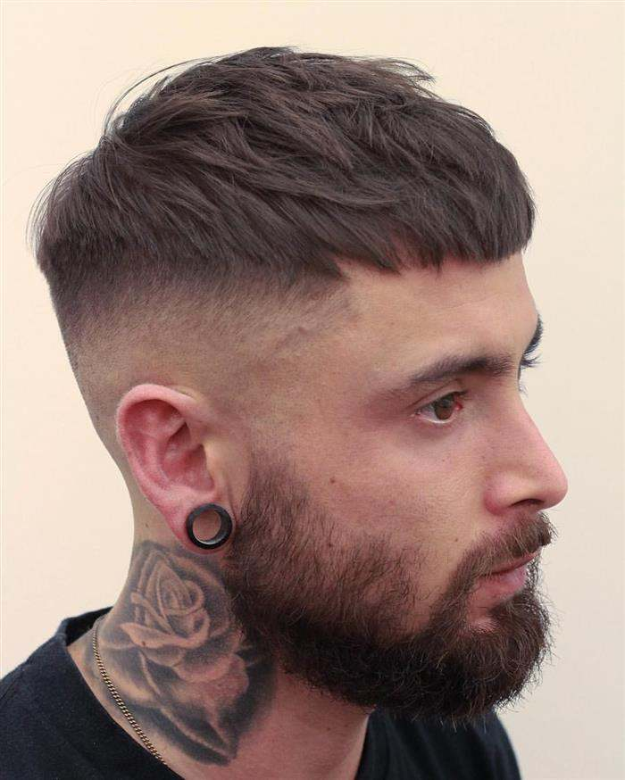 cabelo masculino atual