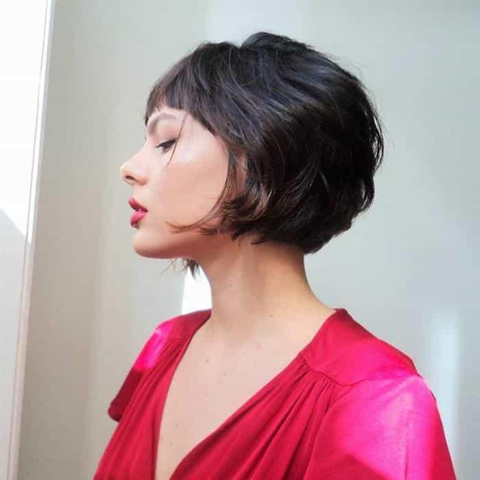 cortes de cabelo feminino para rosto quadrado