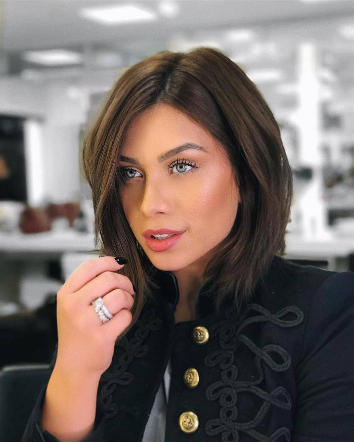 cortes de cabelo para rosto redondo 2020 na moda