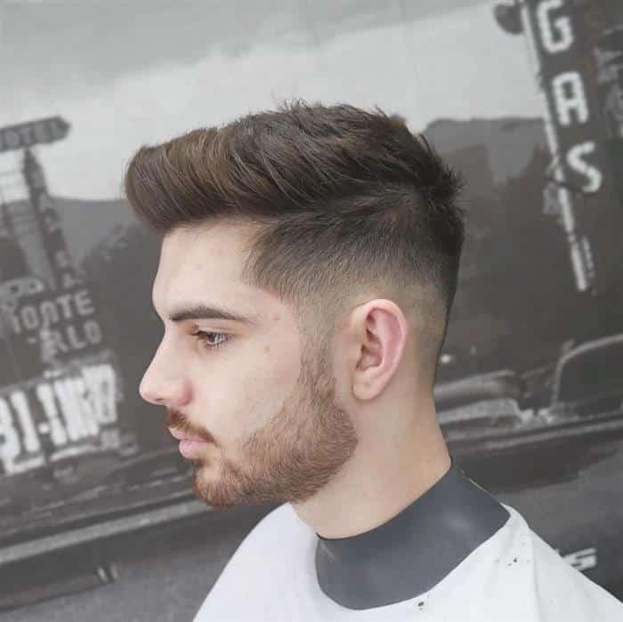 cabelo masculino social