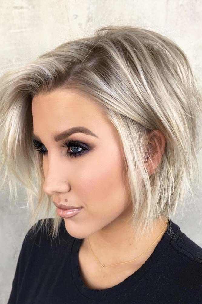 corte de cabelo feminino com luzes