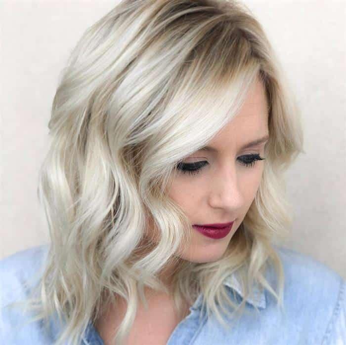 cabelos loiros para morenas