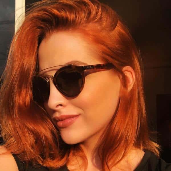imagens de cabelos ruivos
