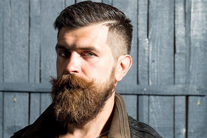 como arrumar a barba