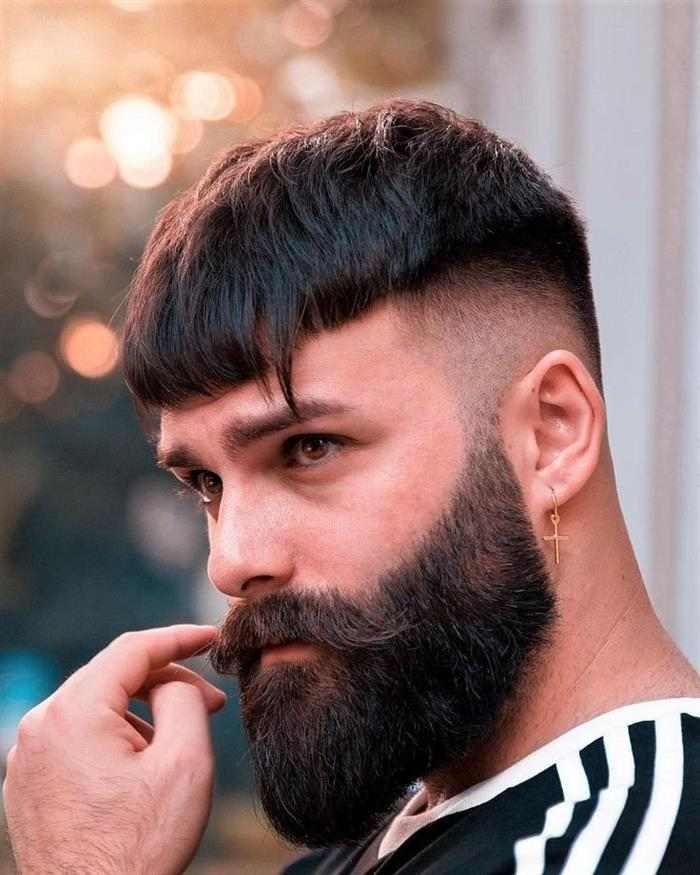 modelos de barba para homem