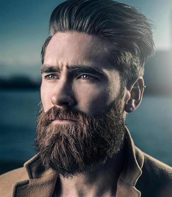 cuidados para os modelos de barba 2020