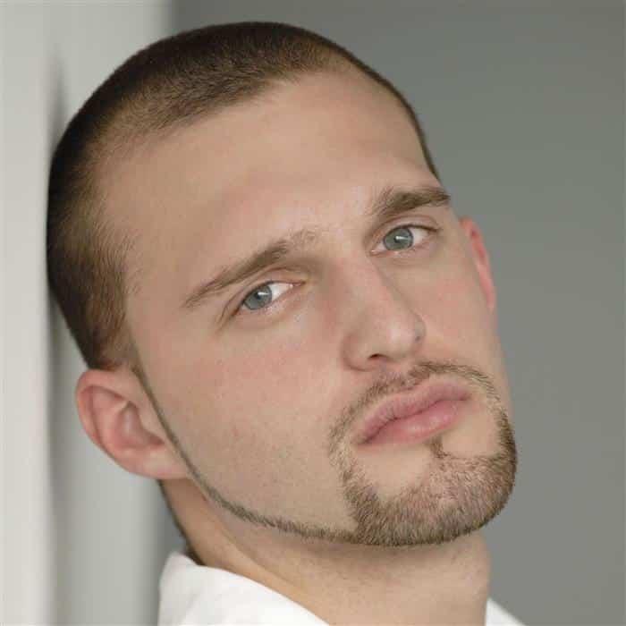 barba para careca