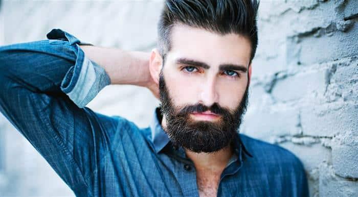 barba para jovens