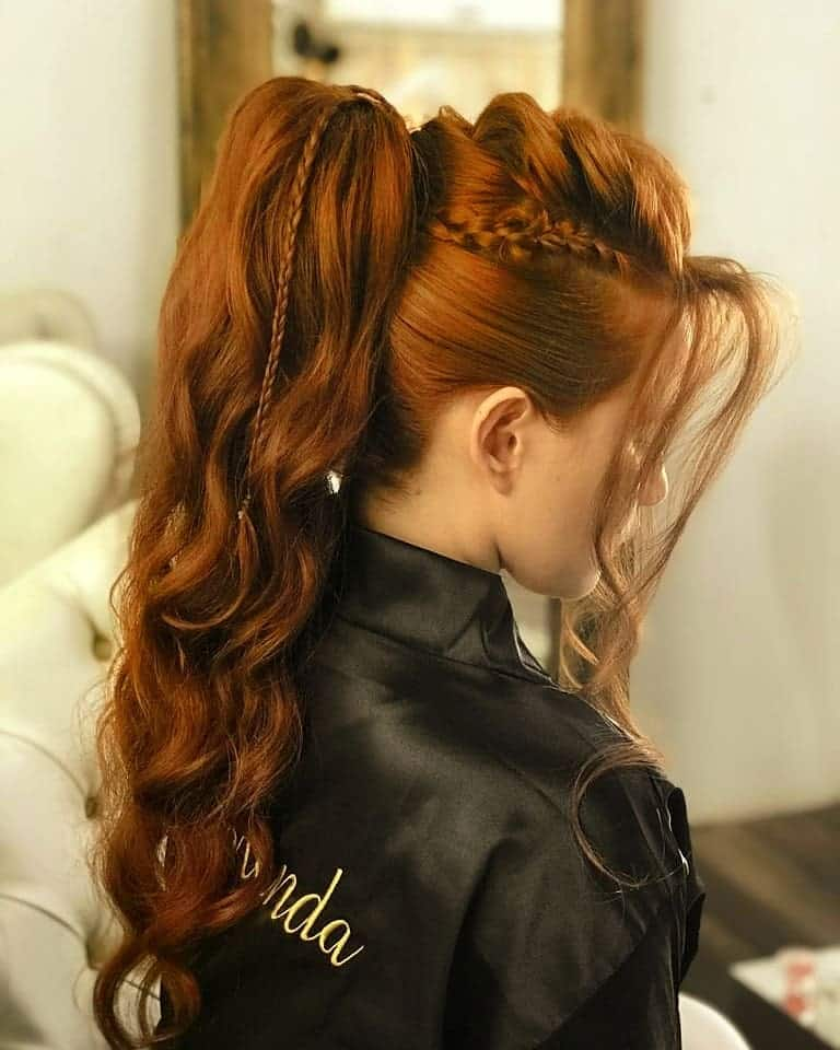 penteado para casamento