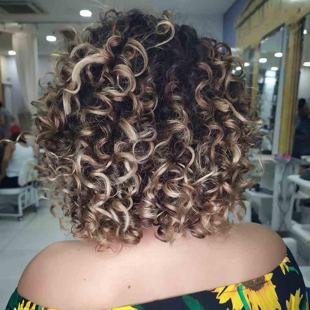cabelo curtinho