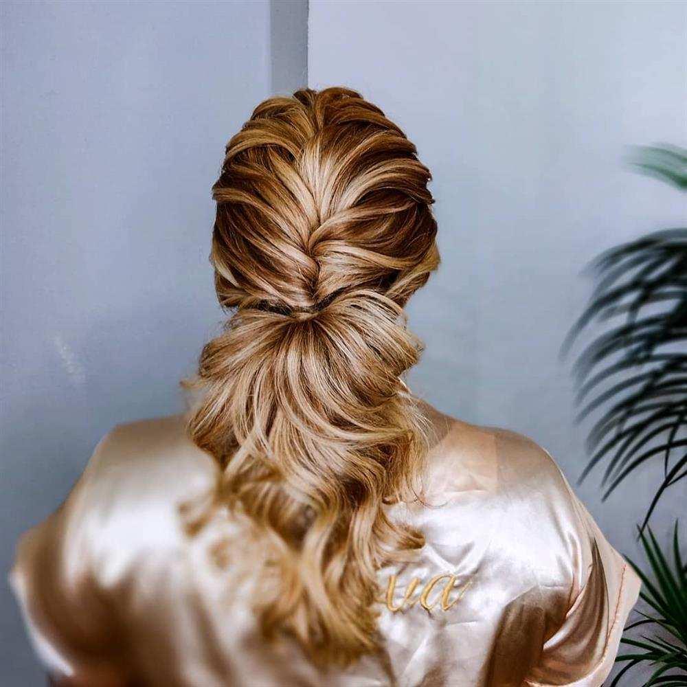 penteado para formandas