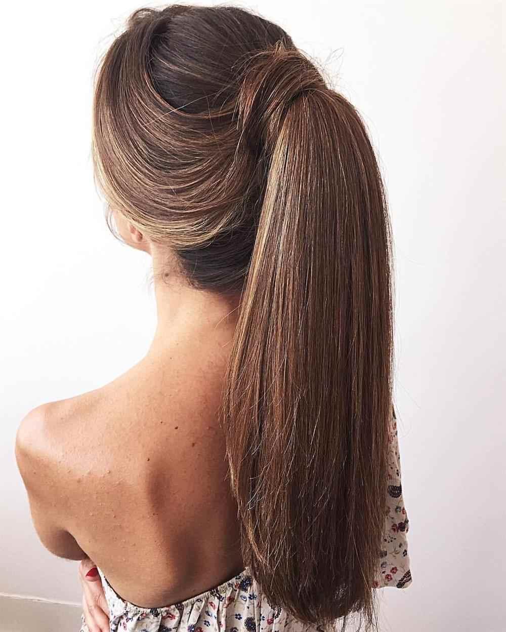 penteado para formatura