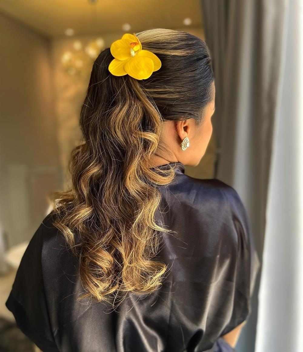 penteado basico