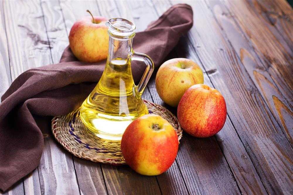 para que serve vinagre de maçã no cabelo