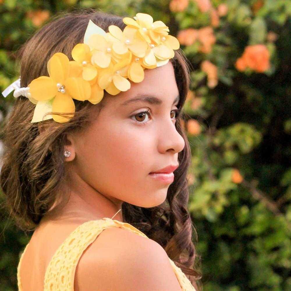 tiara floral