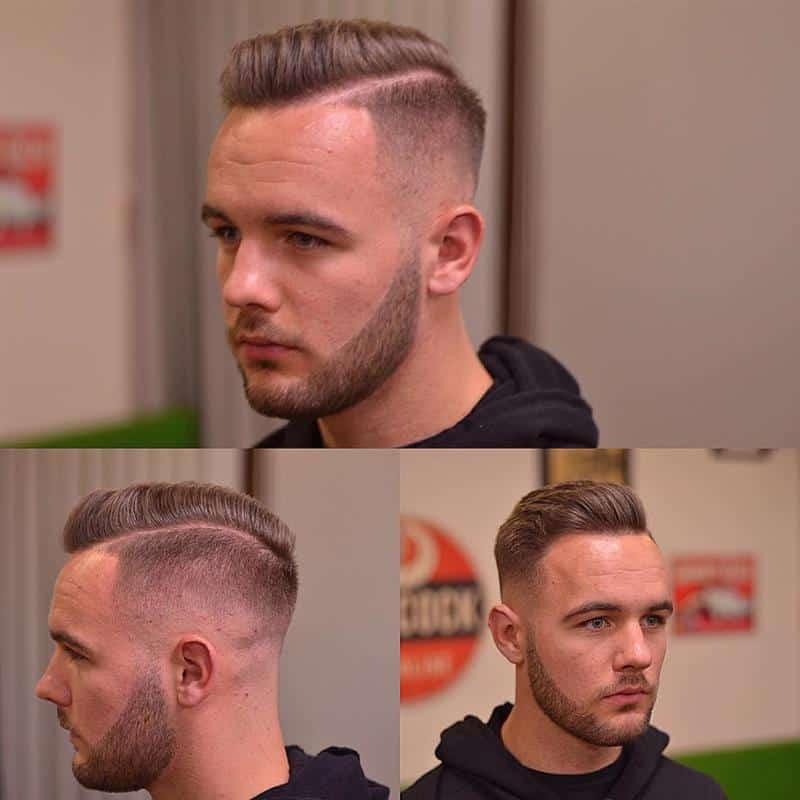 corte de cabelo masculino 2021 americano