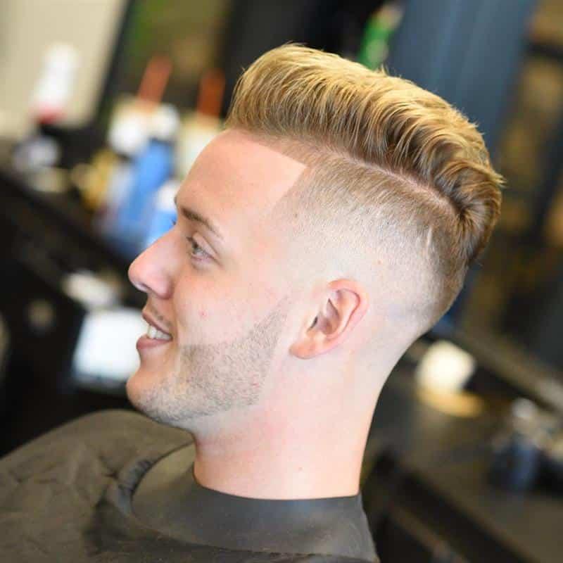 corte de cabelo masculino rosto fino