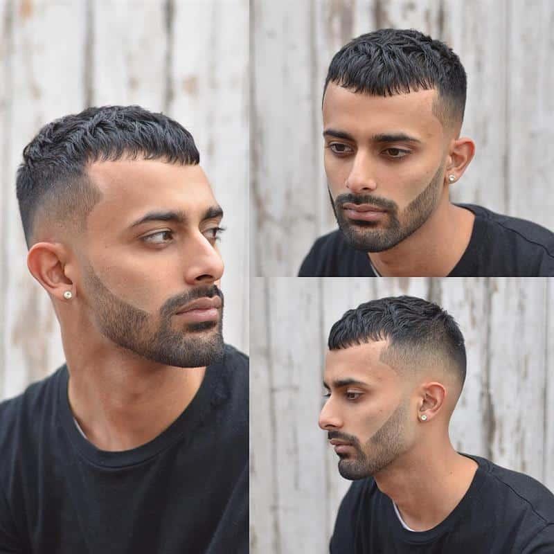 corte de cabelo masculino 2021 curto