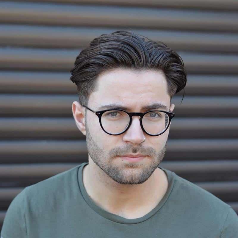 corte de cabelo masculino anos 90