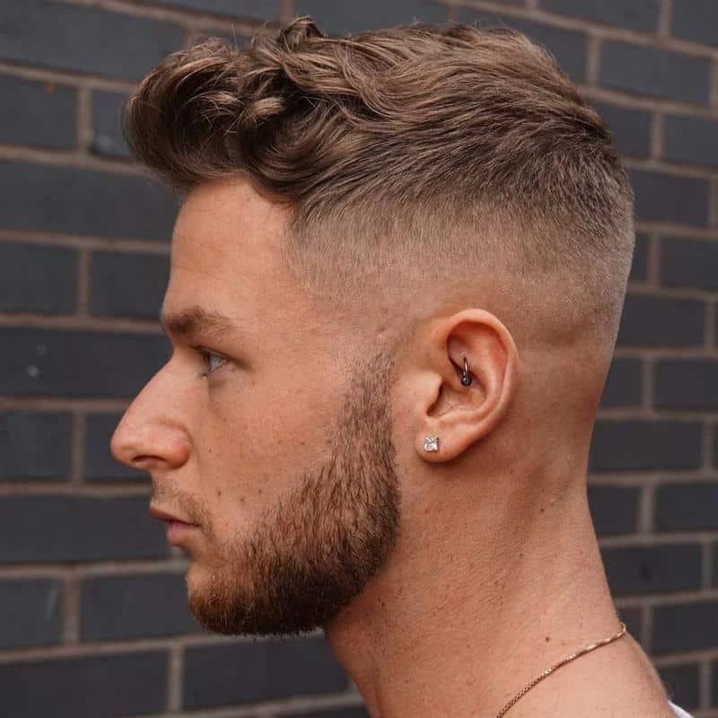 corte de cabelo masculino atual