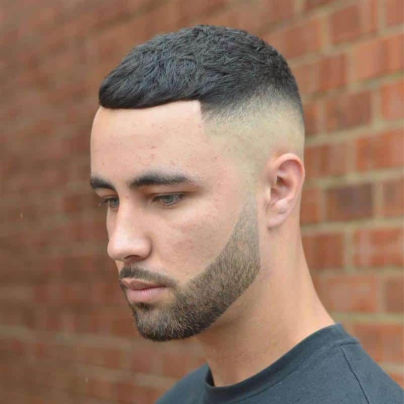 corte de cabelo masculino estiloso