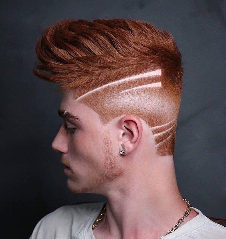 corte de cabelo masculino 2021 listra