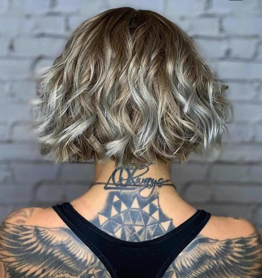 cortes de cabelo feminino 2021 ondulado