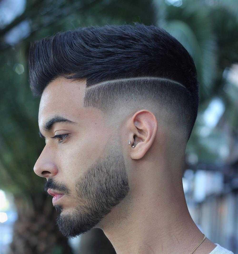 listra no cabelo 2021