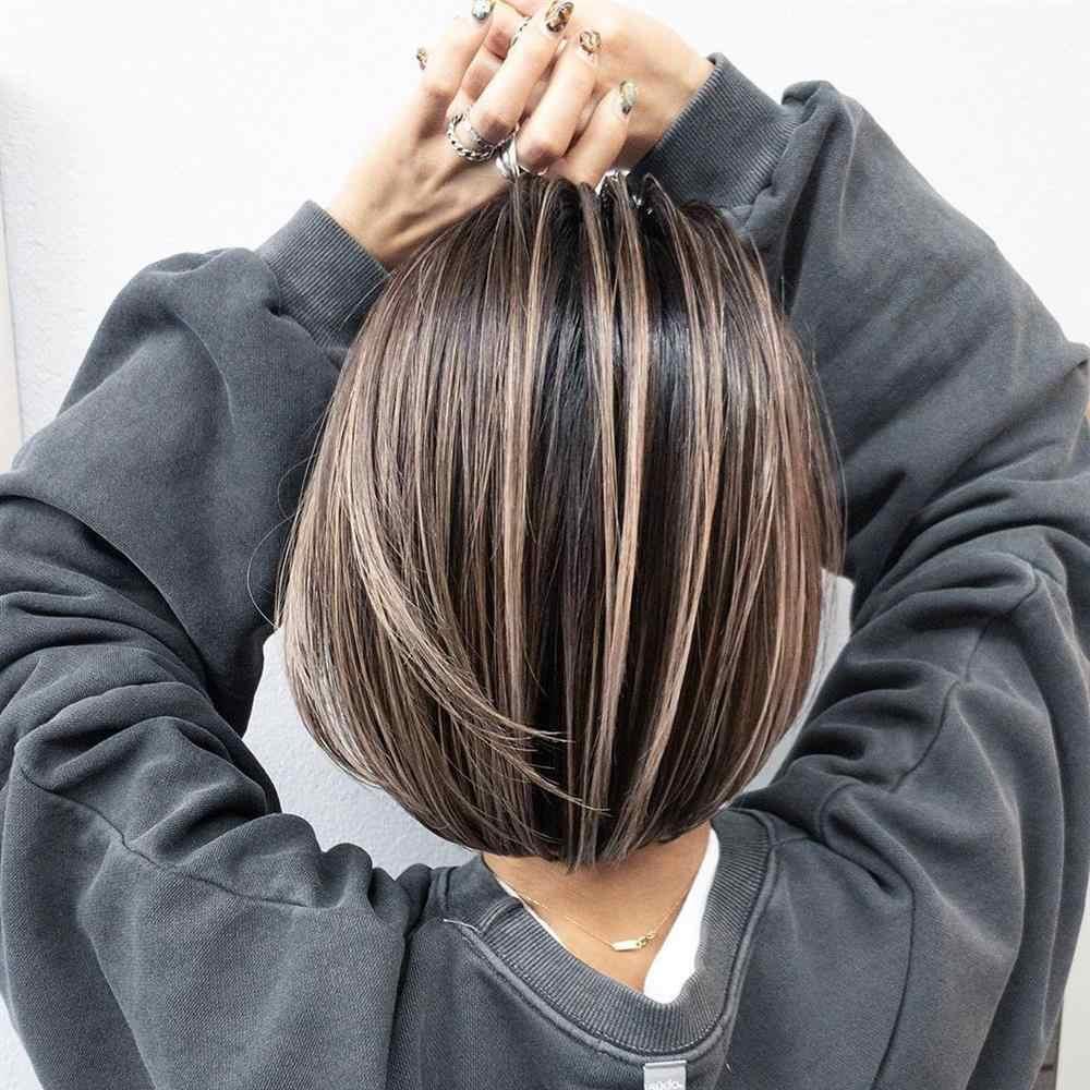 cortes de cabelo feminino atras
