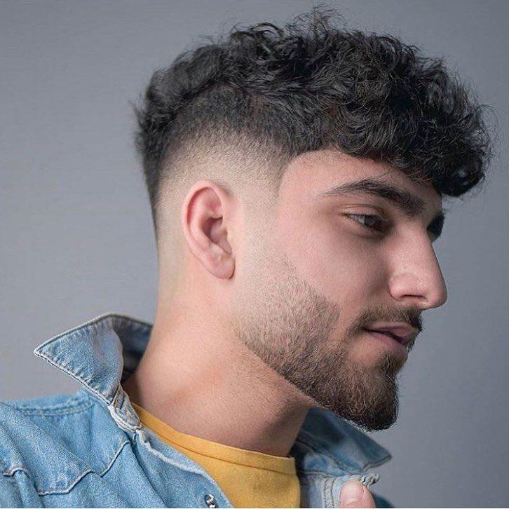 corte de cabelo para homens morenos