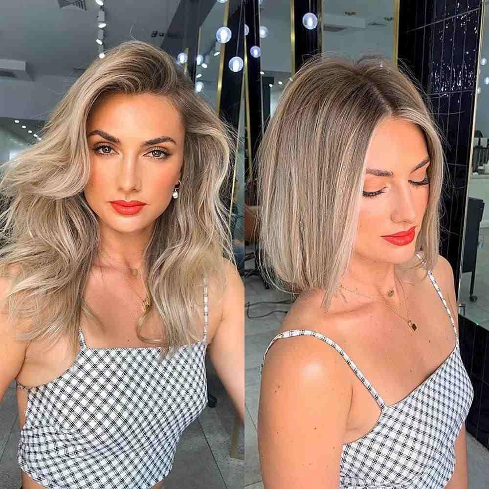 imagens de cortes de cabelo feminino 2021