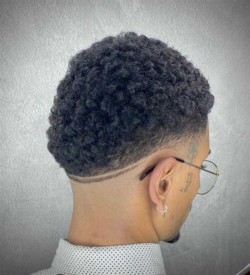 corte de cabelo que está na moda
