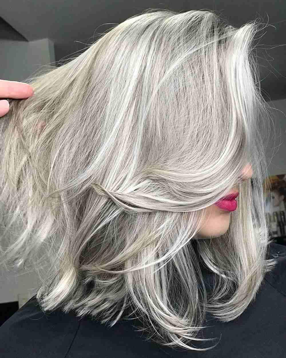 cortes de cabelo feminino com luzes