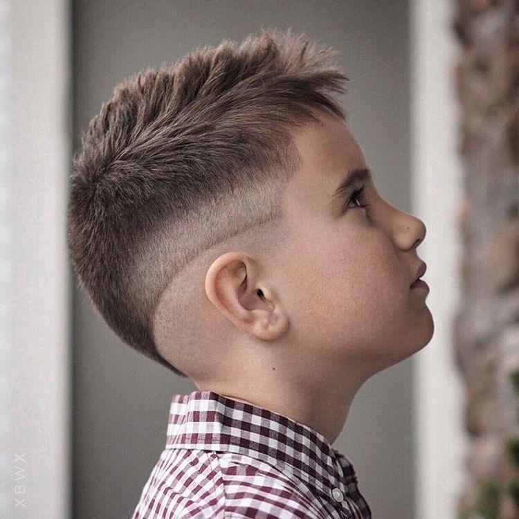 corte de cabelo masculino infantil ondulado
