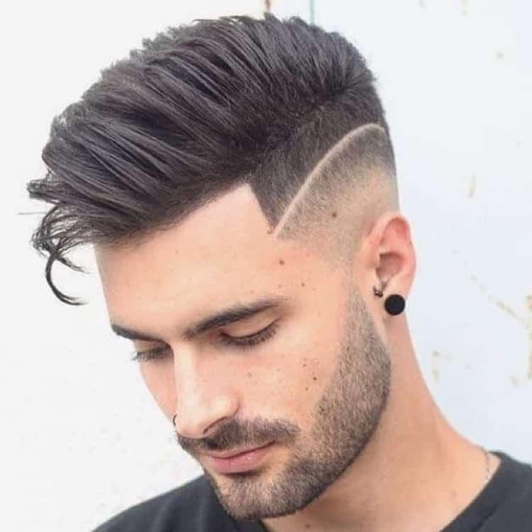 tipos de cortes de cabelo masculino