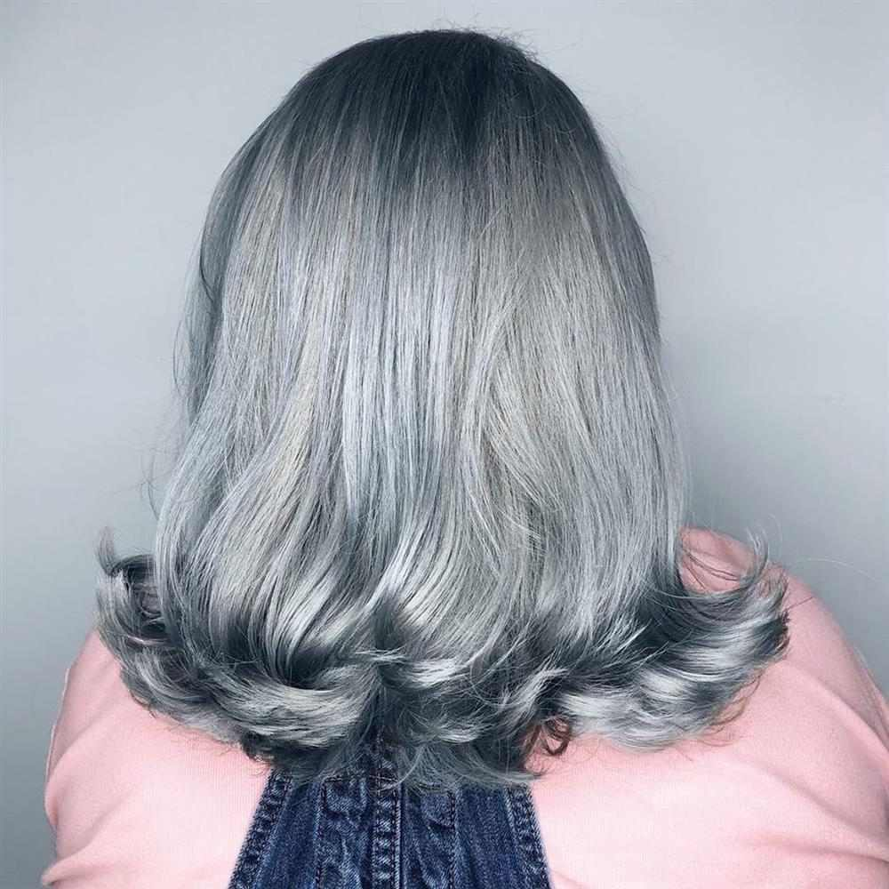 tinta para cabelo cinza