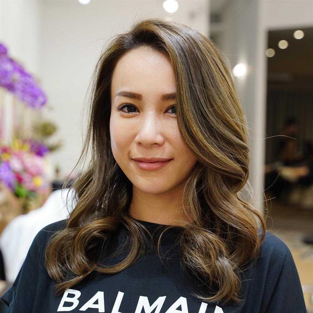 cabelo feminino volumoso
